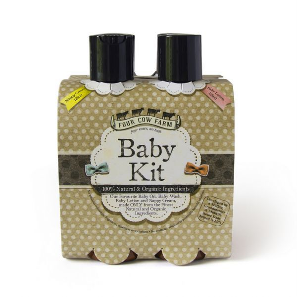 The Four Cow Farm Baby Kit - 125ml