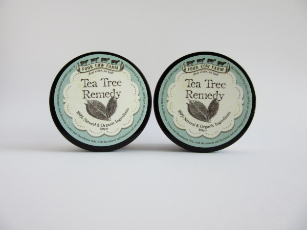 Tea Tree Remedy Twin Pack - 100gm